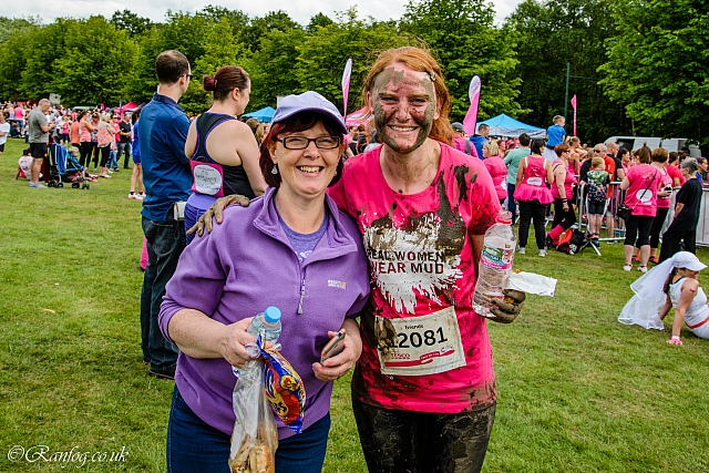 Pretty Muddy July 2014
