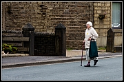 Why Did The Granny Cross The Road?