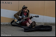 UnNamed Female Busker